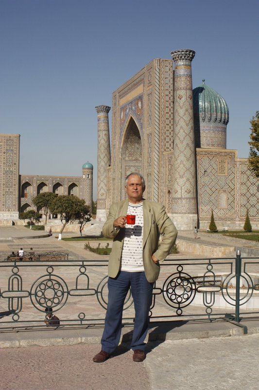 The Registan in Fabled Samarkand_small