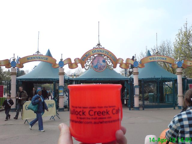 bullock creek cafe - disneyland paris branch