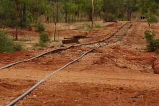 Smooth Tracks near Einasleigh